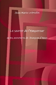 "couverture ""secret de l'empereur"""
